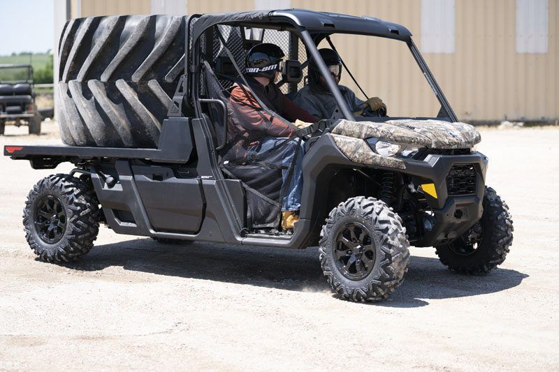 2020 Can-Am Defender Pro XT HD10 in Barre, Massachusetts - Photo 14
