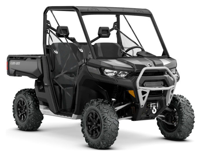 2020 Can-Am Defender XT-P HD10 in Jones, Oklahoma - Photo 1