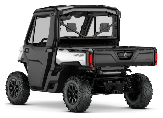 2020 Can-Am Defender XT CAB HD10 in Lancaster, New Hampshire - Photo 2