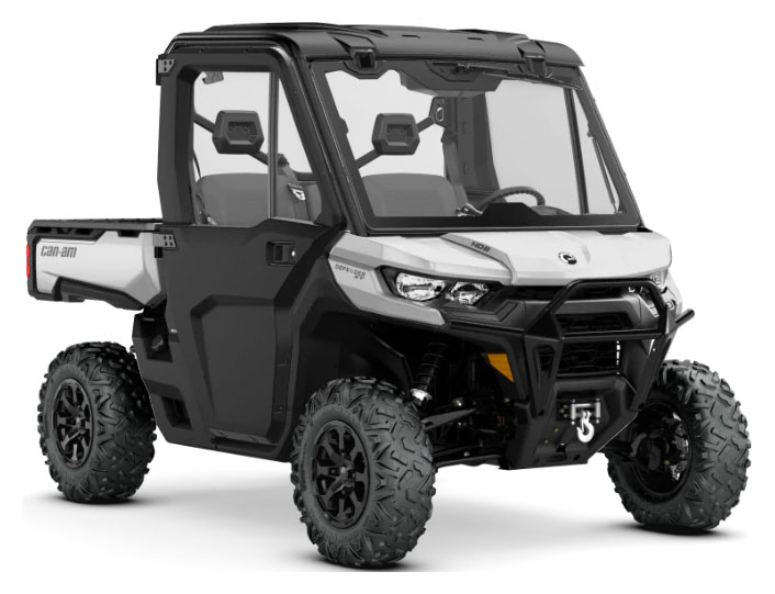 2020 Can-Am Defender XT CAB HD8 in Logan, Utah - Photo 1