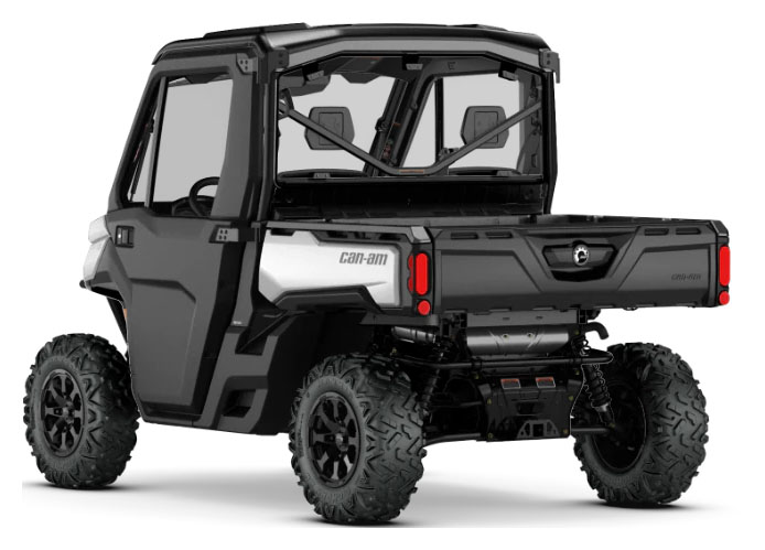 2020 Can-Am Defender XT CAB HD8 in Ontario, California - Photo 2