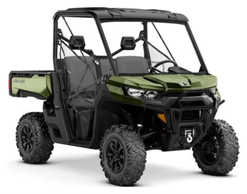 2020 Can-Am Defender XT HD10 in Zulu, Indiana