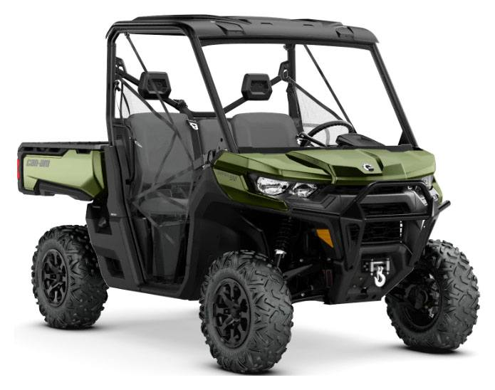 2020 Can-Am Defender XT HD10 in Saint Johnsbury, Vermont - Photo 1