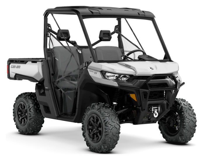 2020 Can-Am Defender XT HD10 in Santa Maria, California - Photo 1