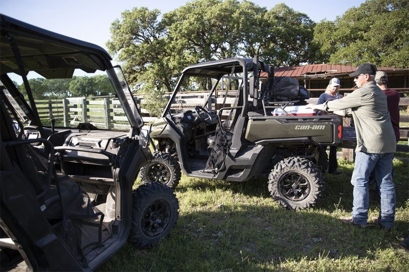 2020 Can-Am Defender XT HD10 in Barre, Massachusetts - Photo 4