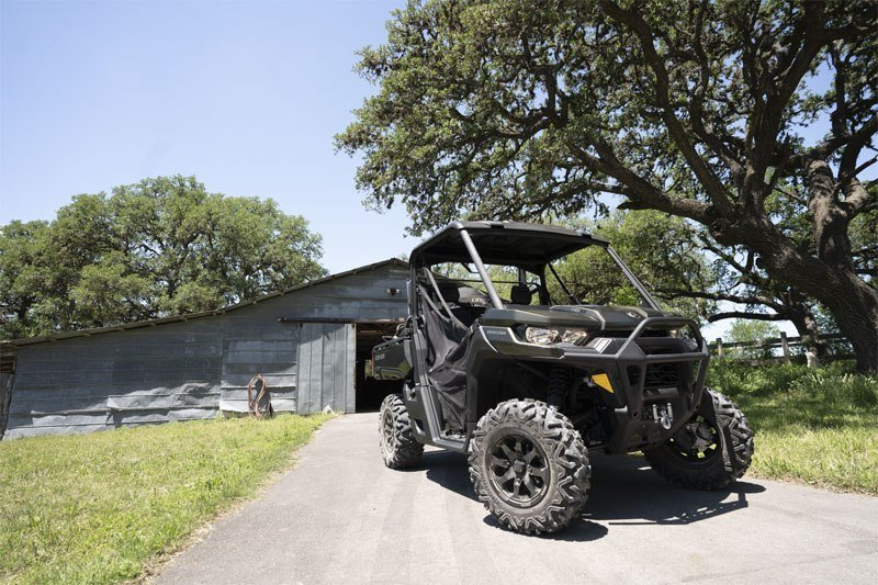2020 Can-Am Defender XT HD10 in Afton, Oklahoma - Photo 5