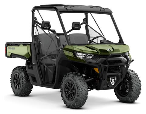 2020 Can-Am Defender XT HD8 in Chester, Vermont - Photo 1