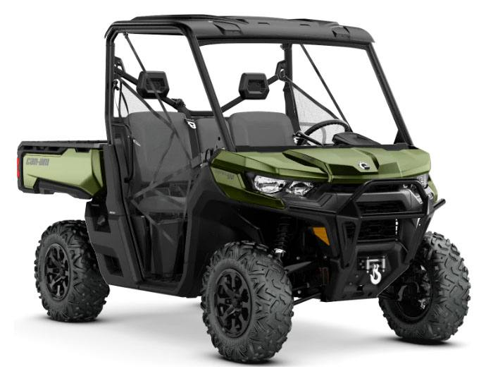 2020 Can-Am Defender XT HD8 in Santa Maria, California - Photo 1