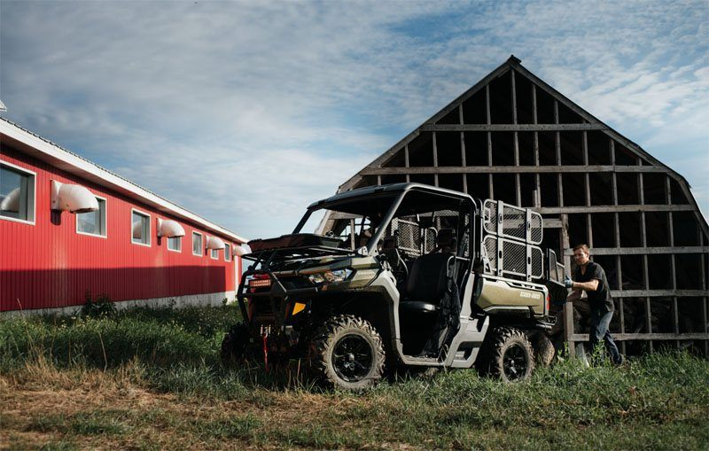 2020 Can-Am Defender XT HD8 in Barre, Massachusetts - Photo 6