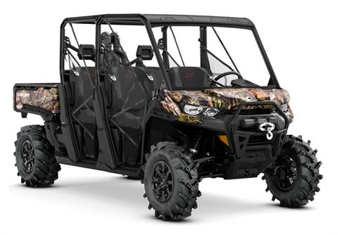 2020 Can-Am Defender MAX X MR HD10 in Wilmington, Illinois