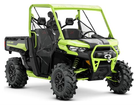2020 Can-Am Defender X MR HD10 in Colebrook, New Hampshire