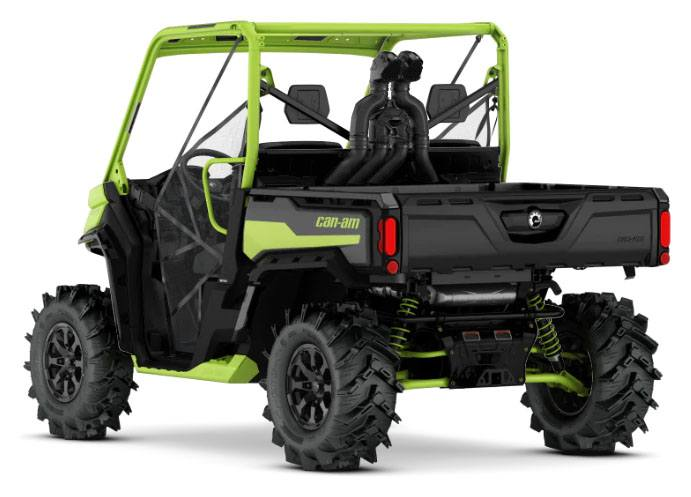 2020 Can-Am Defender X MR HD10 in Lafayette, Louisiana - Photo 2