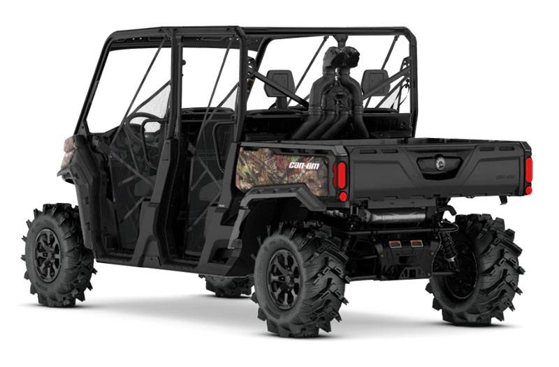 2020 Can-Am Defender MAX X MR HD10 in Lafayette, Louisiana - Photo 2