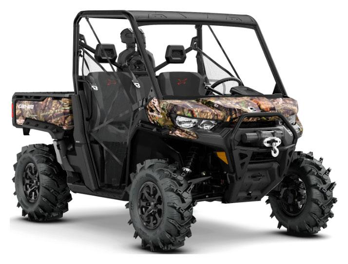 2020 Can-Am Defender X MR HD10 in Chesapeake, Virginia - Photo 1