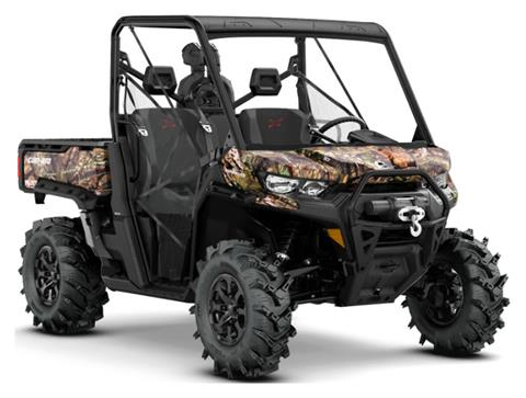 2020 Can-Am Defender X MR HD10 in Concord, New Hampshire