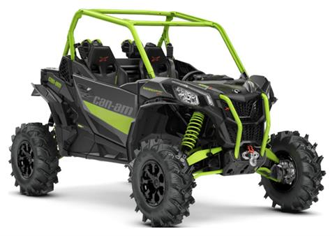 2020 Can-Am Maverick Sport X MR 1000R in Hillman, Michigan