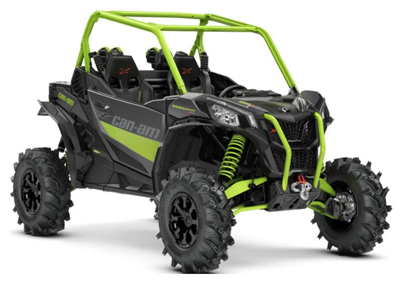 2020 Can-Am Maverick Sport X MR 1000R in Bozeman, Montana