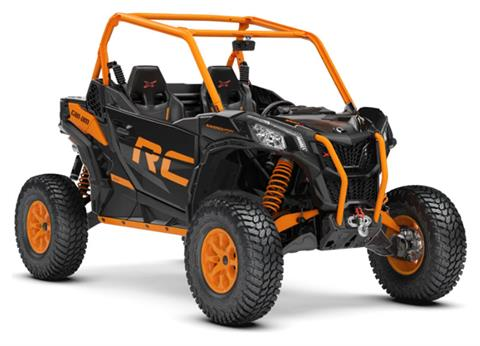 2020 Can-Am Maverick Sport X RC 1000R in Colebrook, New Hampshire