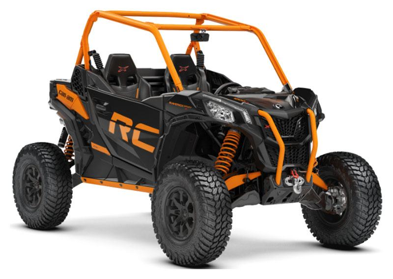 2020 Can-Am Maverick Sport X RC 1000R in Colebrook, New Hampshire - Photo 1