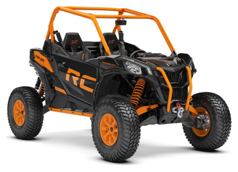 2020 Can-Am Maverick Sport X RC 1000R in Cottonwood, Idaho - Photo 1