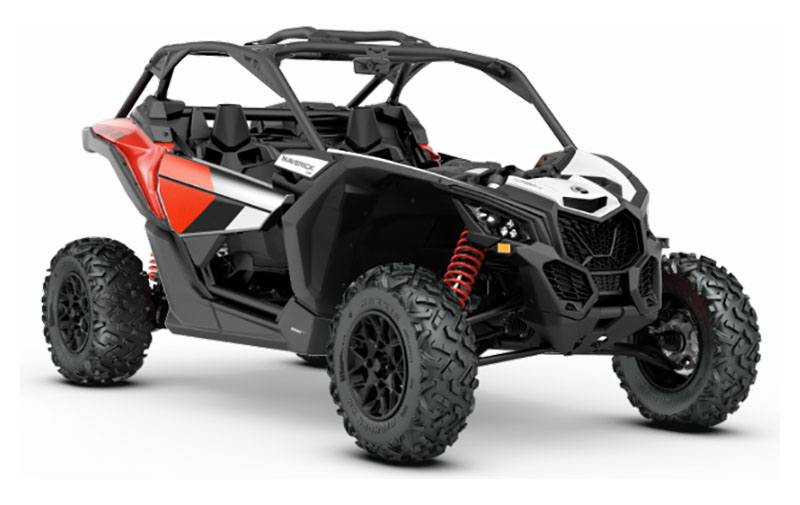 2020 Can-Am Maverick X3 DS Turbo R in Jones, Oklahoma - Photo 1