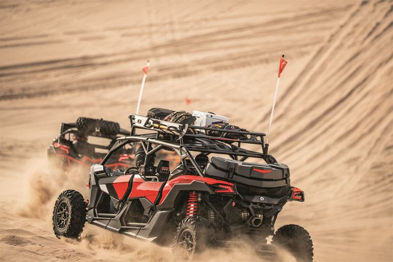 2020 Can-Am Maverick X3 MAX DS Turbo R in Mineral Wells, West Virginia - Photo 11