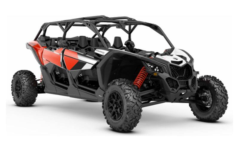 2020 Can-Am Maverick X3 MAX RS Turbo R in Livingston, Texas - Photo 1