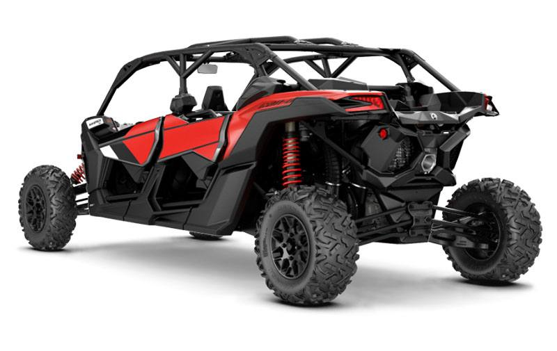2020 Can-Am Maverick X3 MAX RS Turbo R in Hollister, California - Photo 2