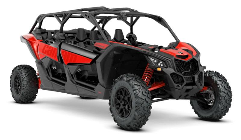 2020 Can-Am Maverick X3 MAX Turbo in Augusta, Maine - Photo 1