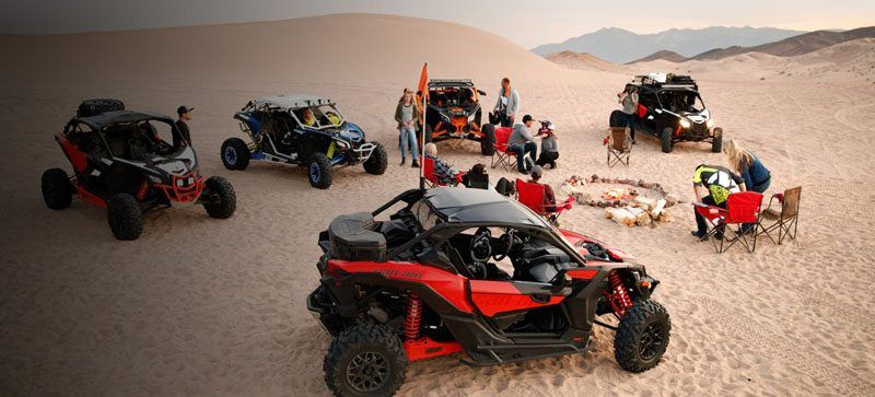 2020 Can-Am Maverick X3 MAX Turbo in Conroe, Texas - Photo 3