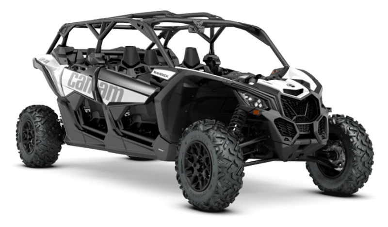 2020 Can-Am Maverick X3 MAX Turbo in Hollister, California - Photo 1