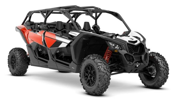 2020 Can-Am Maverick X3 MAX DS Turbo R in Jones, Oklahoma - Photo 1