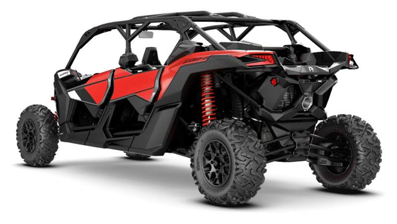 2020 Can-Am Maverick X3 MAX DS Turbo R in Leesville, Louisiana - Photo 2