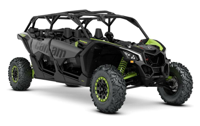 2020 Can-Am Maverick X3 MAX X DS Turbo RR in Presque Isle, Maine - Photo 1