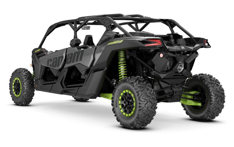 2020 Can-Am Maverick X3 MAX X DS Turbo RR in Barre, Massachusetts - Photo 2
