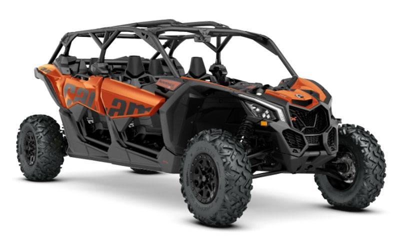 2020 Can-Am Maverick X3 MAX X DS Turbo RR in Hillman, Michigan - Photo 1