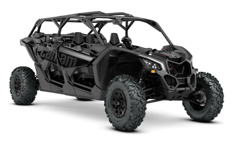 2020 Can-Am Maverick X3 MAX X DS Turbo RR in Augusta, Maine - Photo 1