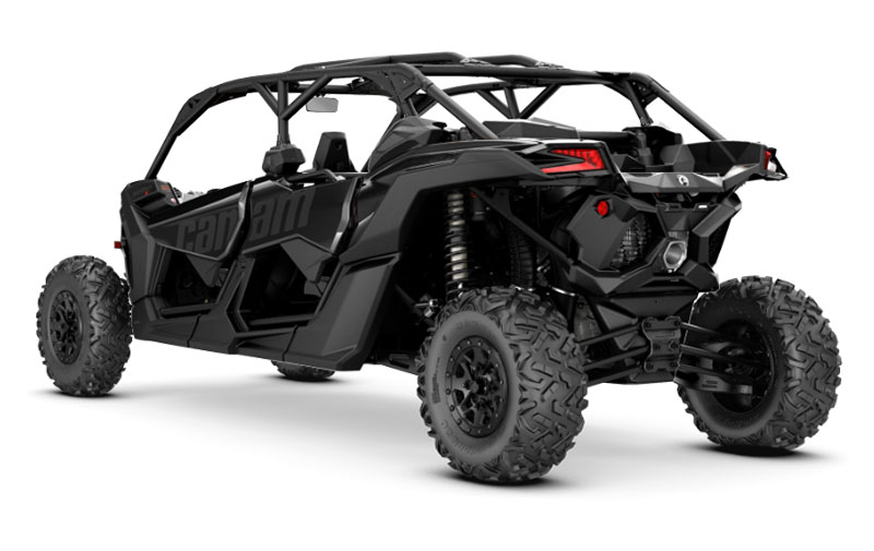 2020 Can-Am Maverick X3 MAX X DS Turbo RR in Livingston, Texas - Photo 2