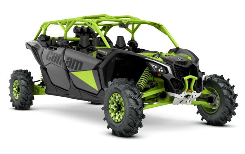 2020 Can-Am Maverick X3 MAX X MR Turbo RR in Albemarle, North Carolina
