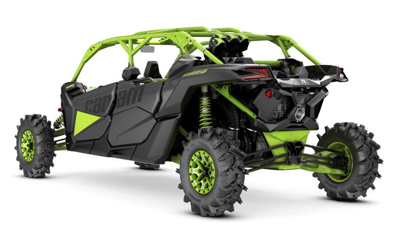 2020 Can-Am Maverick X3 MAX X mr Turbo RR in Augusta, Maine - Photo 2