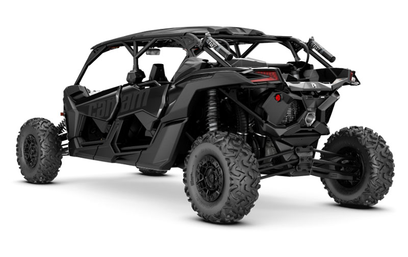 2020 Can-Am Maverick X3 MAX X RS Turbo RR in Evanston, Wyoming - Photo 2