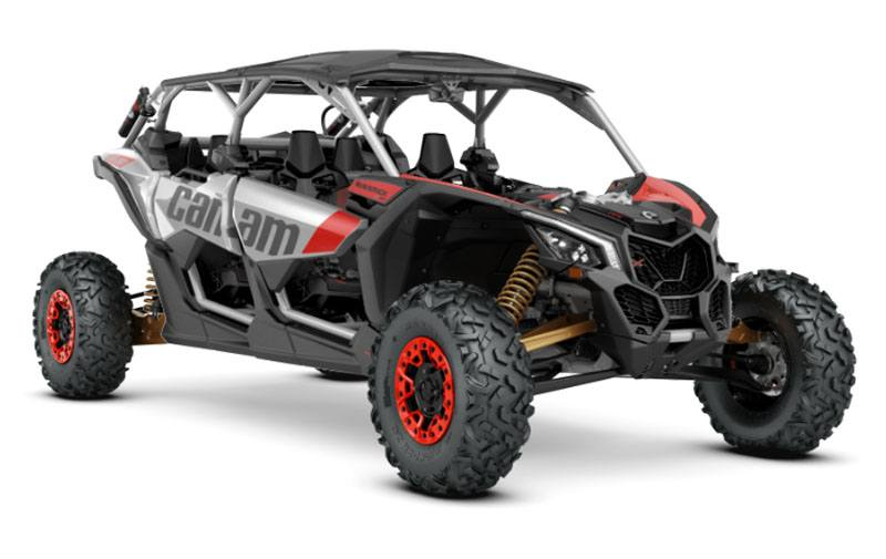 2020 Can-Am Maverick X3 MAX X RS Turbo RR in Woodruff, Wisconsin - Photo 1