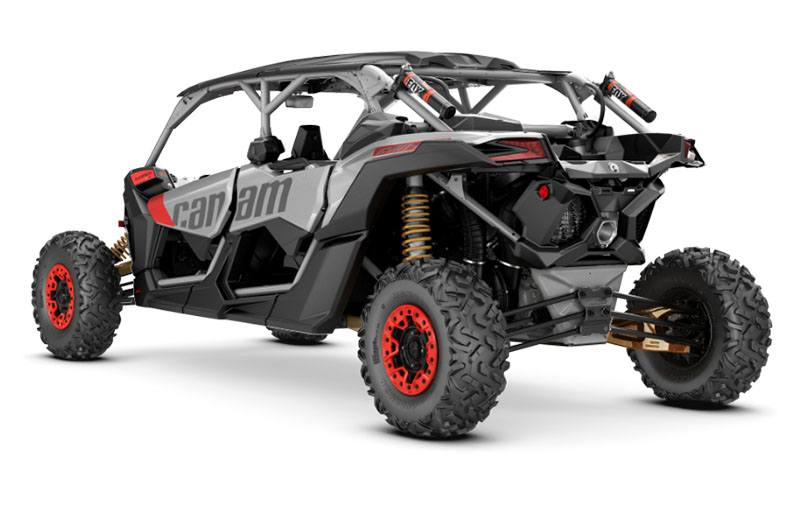 2020 Can-Am Maverick X3 MAX X RS Turbo RR in Woodruff, Wisconsin - Photo 2