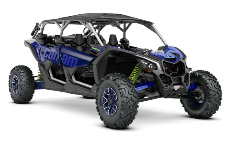 2020 Can-Am Maverick X3 MAX X RS Turbo RR in Mineral Wells, West Virginia - Photo 1