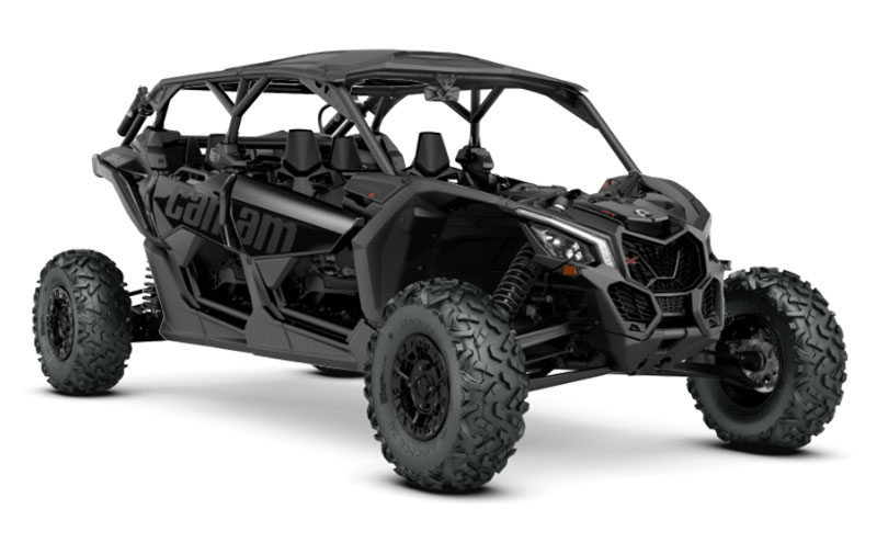 2020 Can-Am Maverick X3 MAX X RS Turbo RR in Wenatchee, Washington - Photo 1