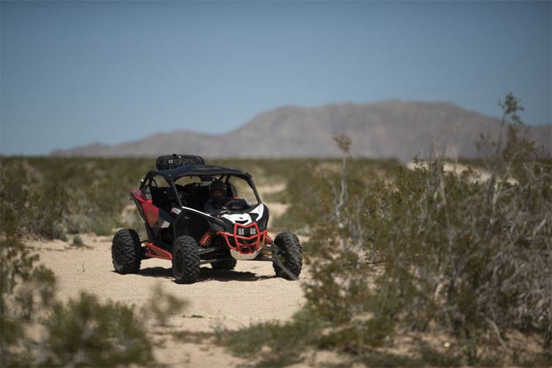 2020 Can-Am Maverick X3 RS Turbo R in Farmington, Missouri - Photo 5