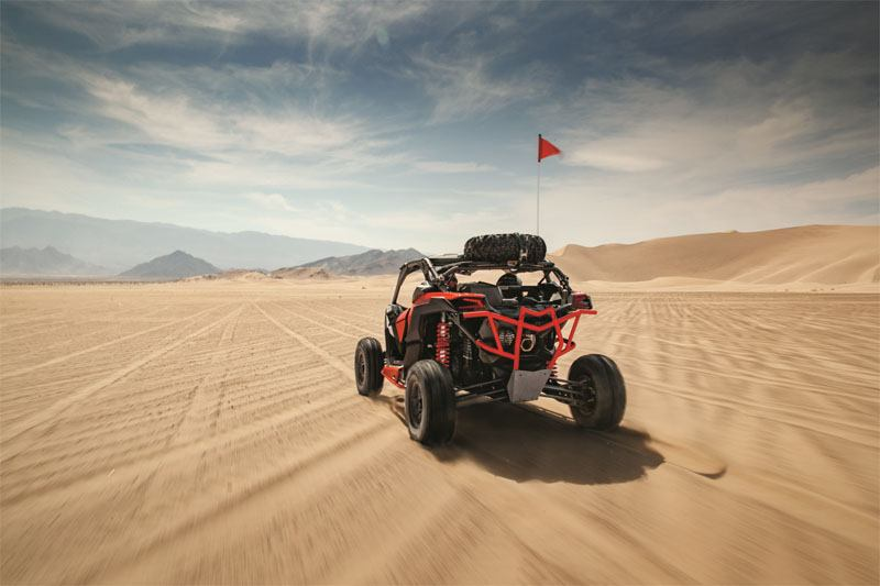2020 Can-Am Maverick X3 RS Turbo R in Bakersfield, California - Photo 4