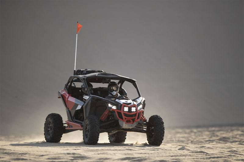 2020 Can-Am Maverick X3 RS Turbo R in Barre, Massachusetts - Photo 10