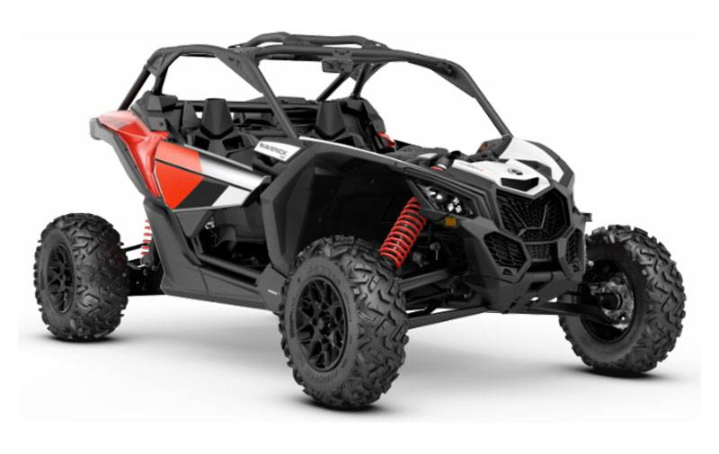 2020 Can-Am Maverick X3 RS Turbo R in Cottonwood, Idaho - Photo 1
