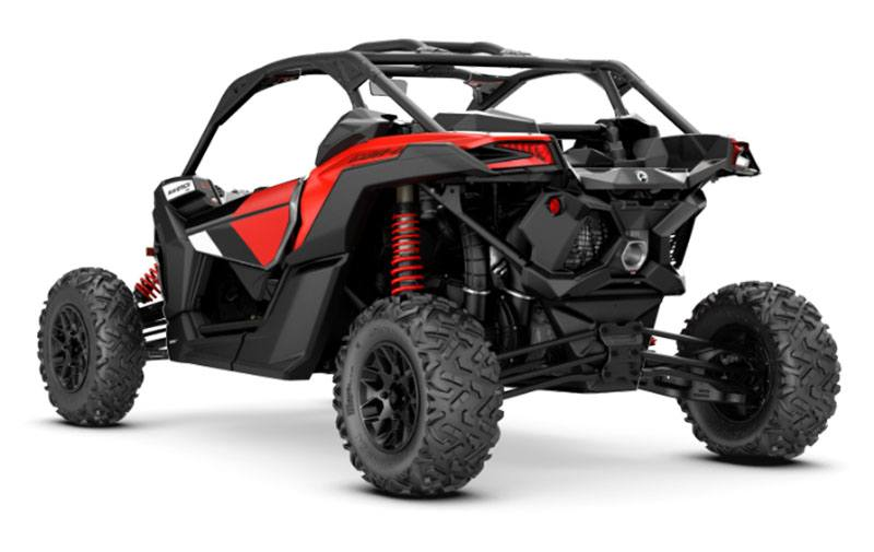 2020 Can-Am Maverick X3 RS Turbo R in Leesville, Louisiana - Photo 2
